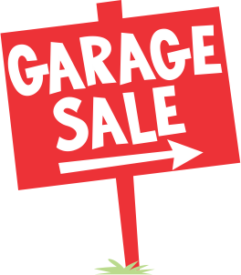 tips for running successful garage sale 1
