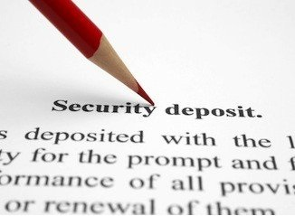 tips on getting security deposit back